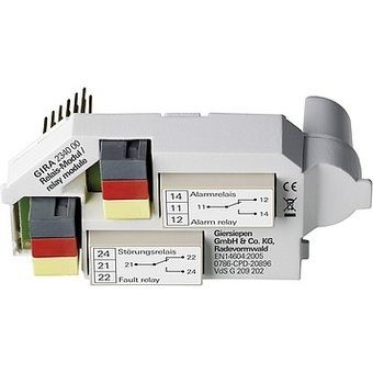 Gira Gira relay module for the Gira smoke alarm device Dual