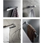 Towel holder - Bath towel holder Edition 400 by Keuco
