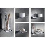 Washbasin accessories series Edition 400 from Keuco