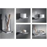 Wastafel accessoires serie Edition 400 van Keuco