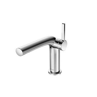 Keuco Single lever mixer tap 120 + drawbar Edition 400 - Keuco - basin mixer tap