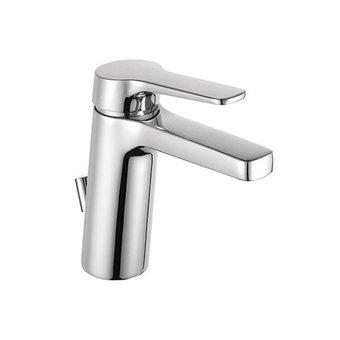 Keuco Single lever faucet 120 + pull rod series Moll - Keuco