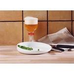 Leckeres Glas, (Trink-) Tasse und Teller von Etac