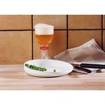 Tasty Glass, (Drink) Cup and Plate by Etac