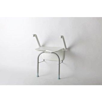 Etac R82 B.V. Shower Seat Relax - armrests - outriggers Etac