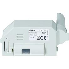Gira Gira Gira smoke detector module DBS wirelessly connect Dual Q