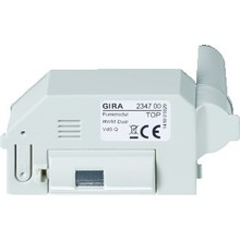 Gira Gira Module DBS draadloos koppelen Gira rookmelder Dual Q