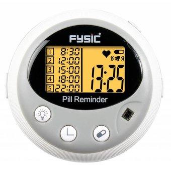 Fysic FC-55 Drug Detector / Pillbox elektronisch mit Pulsmesser