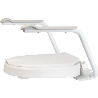 Etac R82 B.V. Hi-Loo toilet seat with armrests