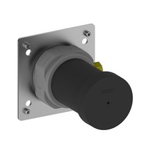 Keuco IXMO Installation unit for stop valve with wall outlet for shower hose DN 15