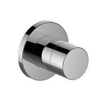 Keuco IXMO 2-way stop and diverter valve DN 15 (round)