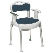Etac R82 B.V. Swift Commode Toilet chair + toilet bucket by Etac