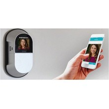 Intersteel Digital Door with spy camera and wifi the WDDV 4.0 of Intersteel