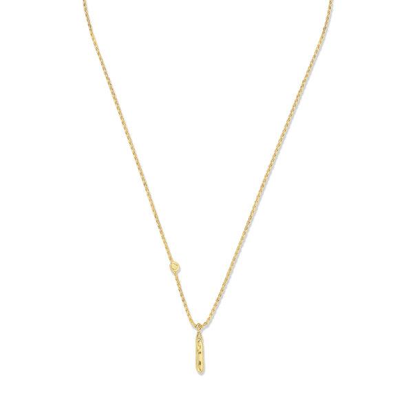 Violet Hamden Sisterhood Mona 925 sterling silver guldfärgad halsband