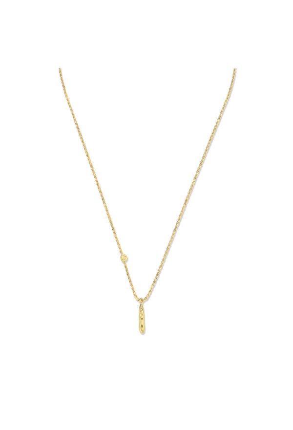 Violet Hamden Sisterhood Mona 925 sterling silver gold colored necklace