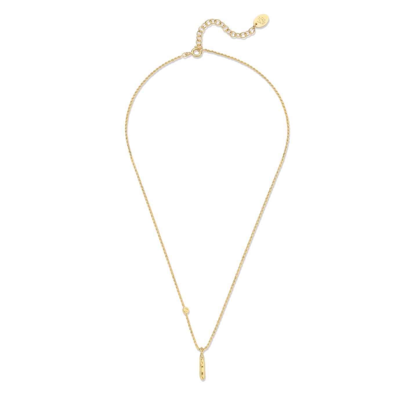 Violet Hamden Sisterhood Mona 925 sterling zilver goudkleurige Halsketting