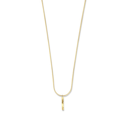 Violet Hamden Sisterhood Moonscape collana color oro in argento sterling 925