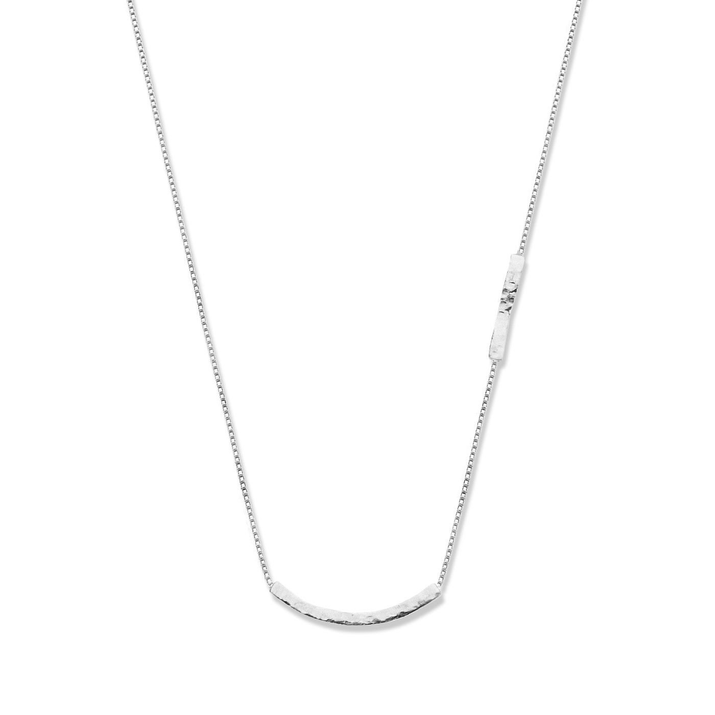 Violet Hamden Sisterhood Moonlit Collier en argent sterling 925