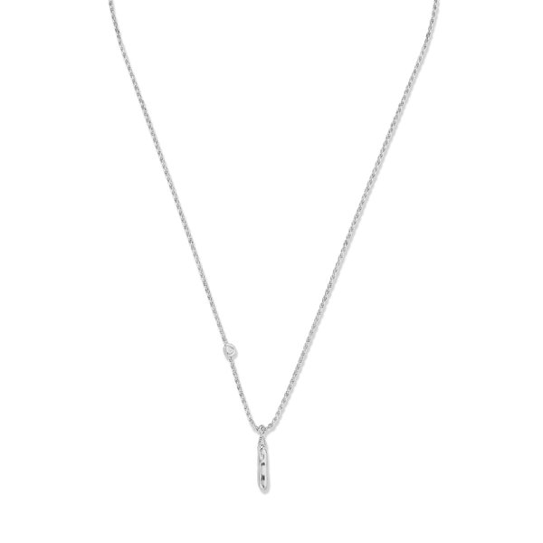 Violet Hamden Sisterhood Mona collana in argento sterling 925