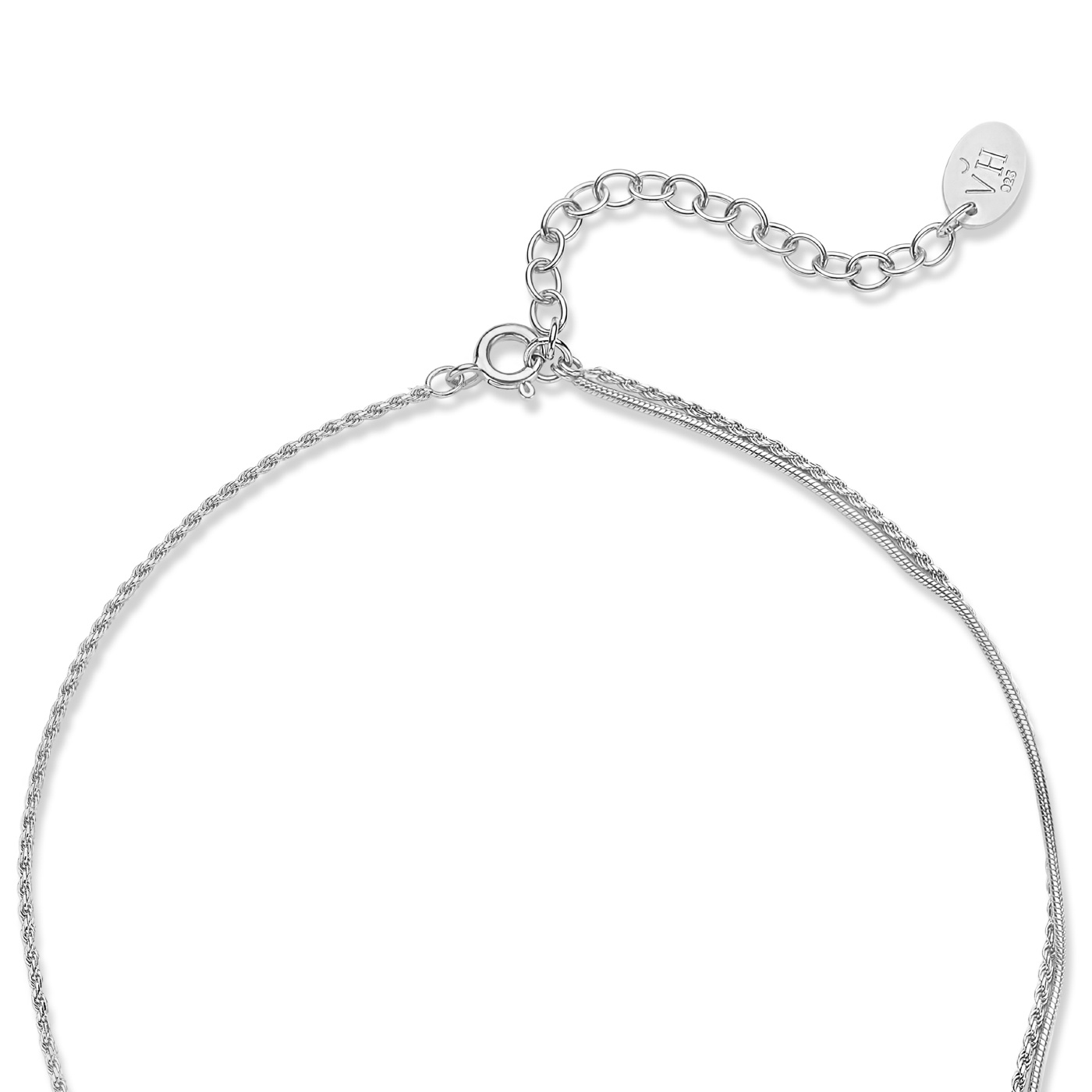 Violet Hamden Sisterhood Moonsister 925 sterling zilveren ketting