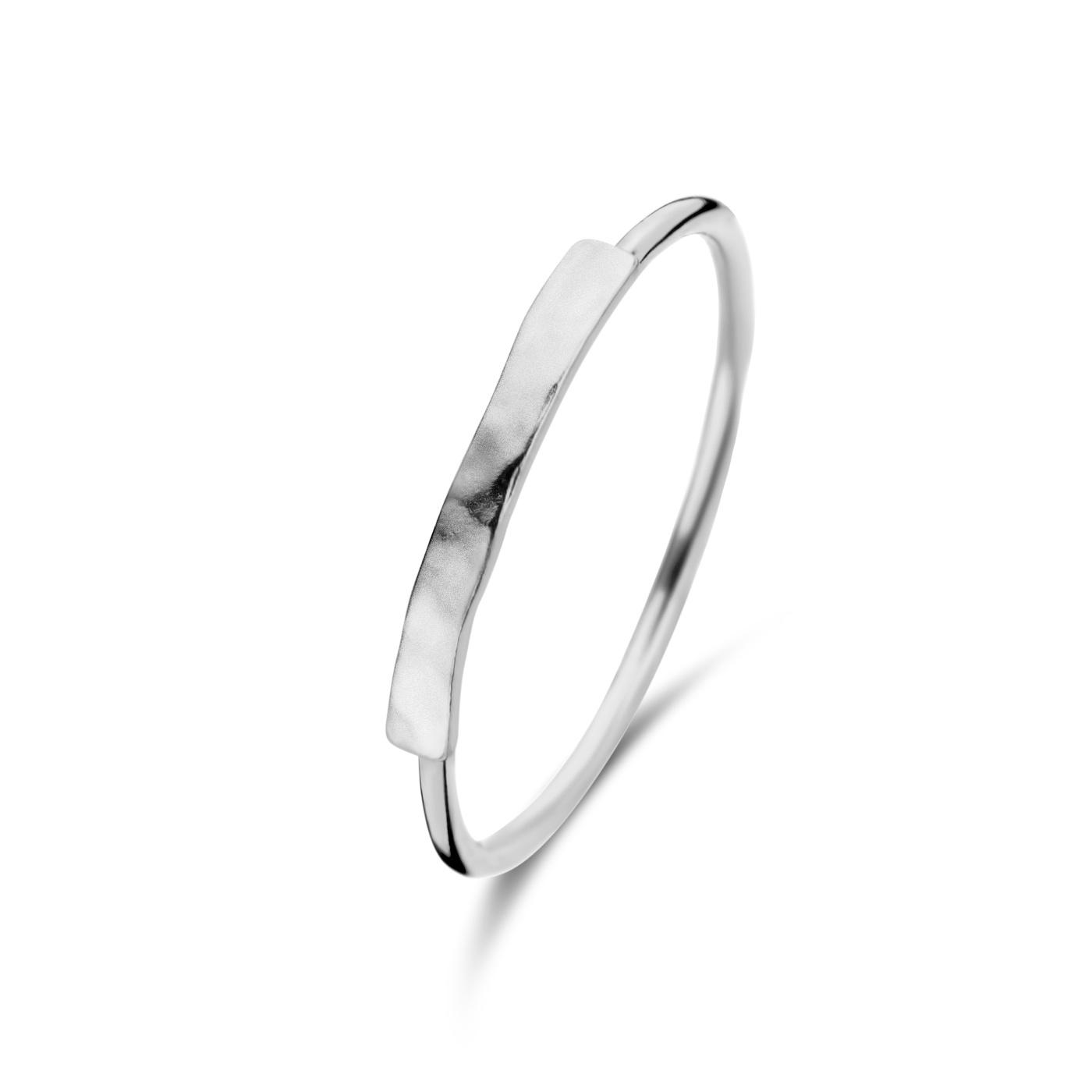 Violet Hamden Sisterhood Moonscape Ring aus 925er Sterlingsilber