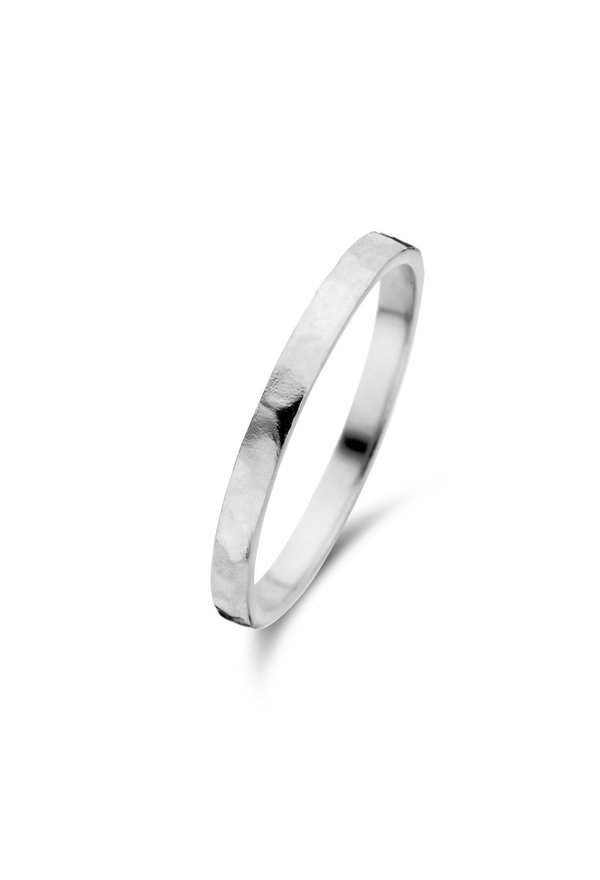 Violet Hamden Sisterhood Moonlit 925 Sterling Silber Ring