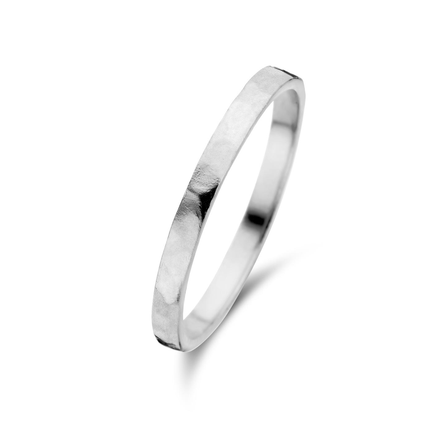 Violet Hamden Sisterhood Moonlit Ring aus 925er Sterlingsilber