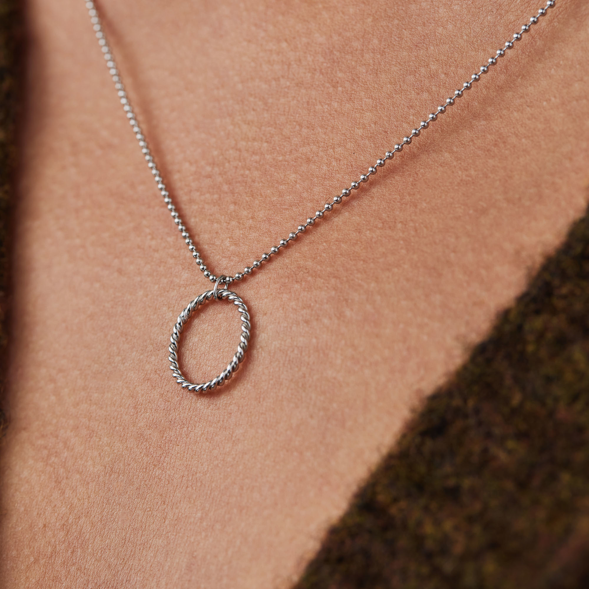 Violet Hamden Luna 925 sterling silver jewelry giftset