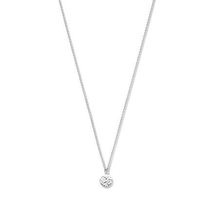 Violet Hamden Luna 925 sterling sølv halskæde