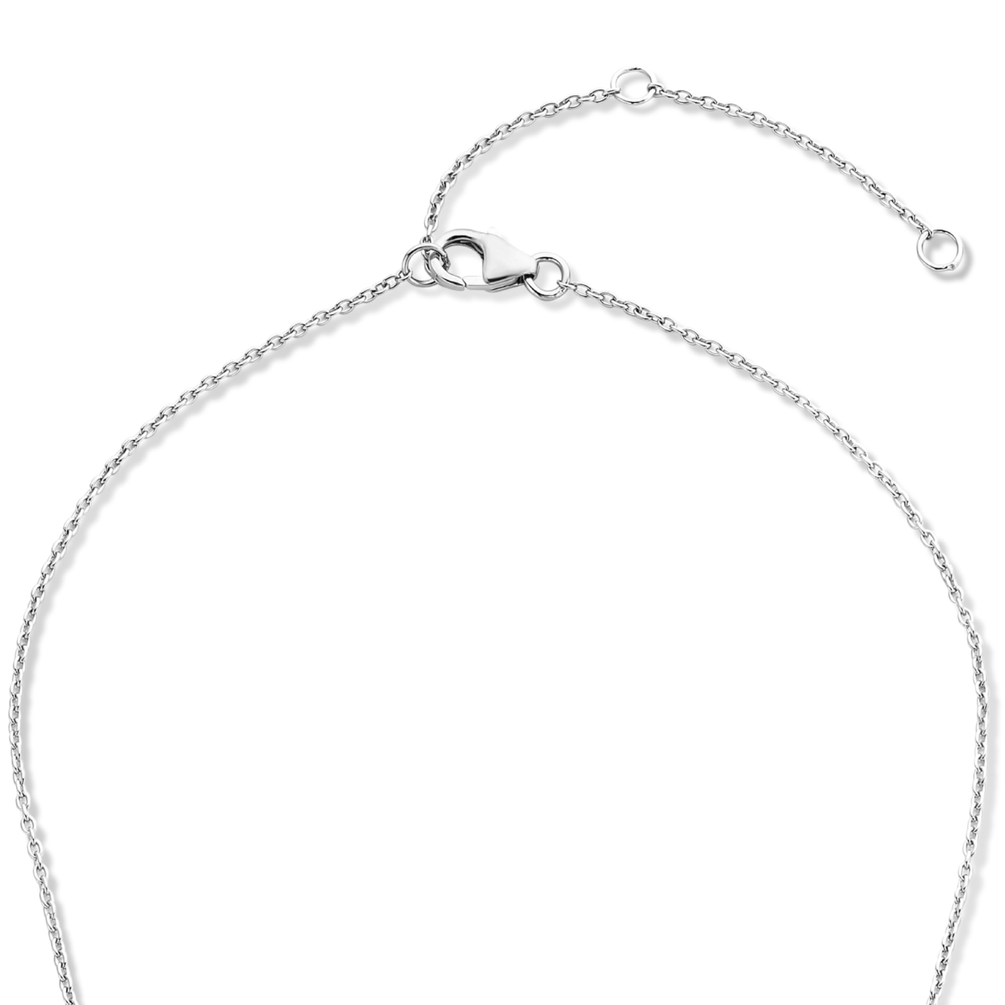 Violet Hamden Athens 925 sterling silver necklace with coin