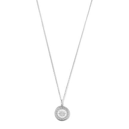 Violet Hamden Athens 925 sterling sølv halskæde