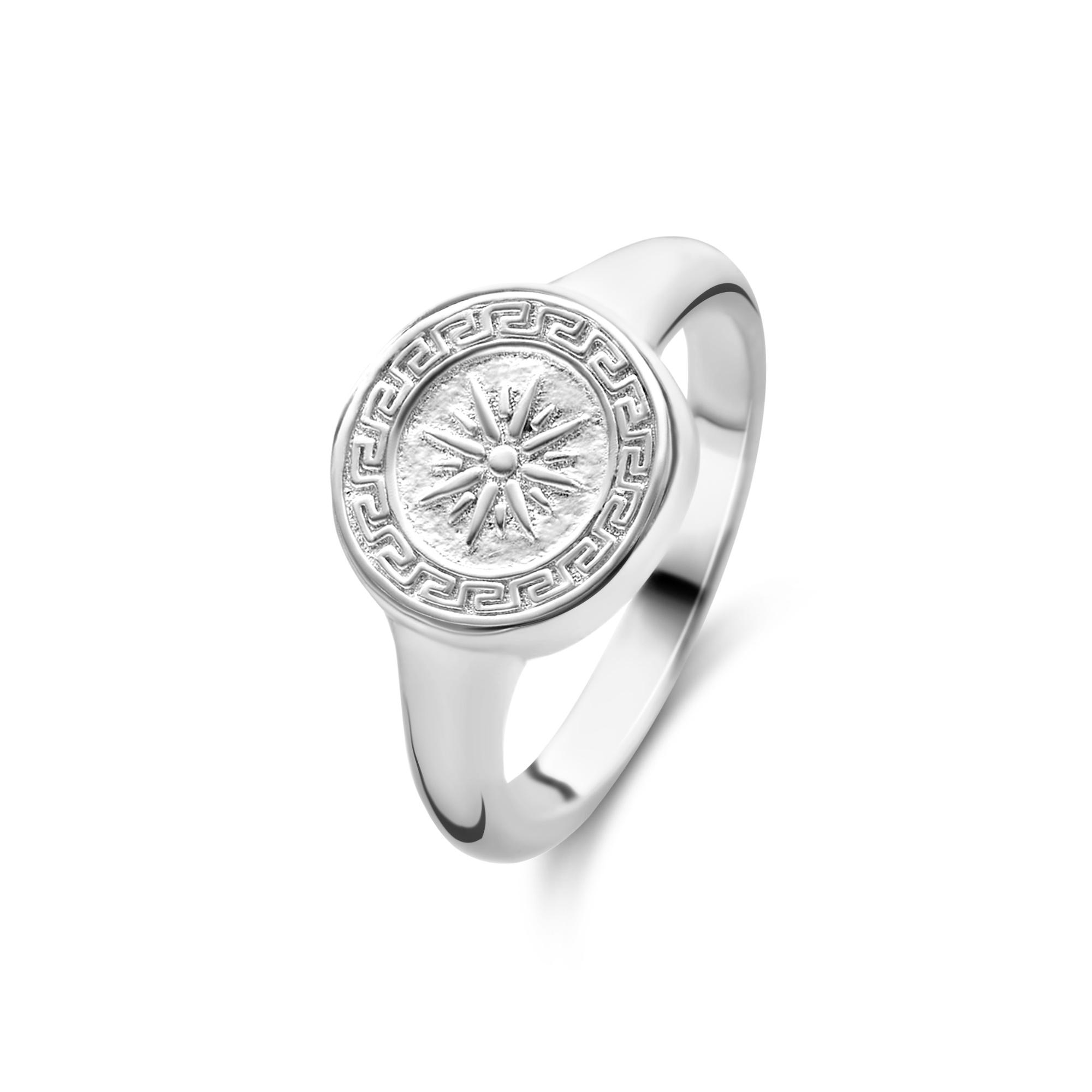 Violet Hamden Athens anello in argento sterling 925
