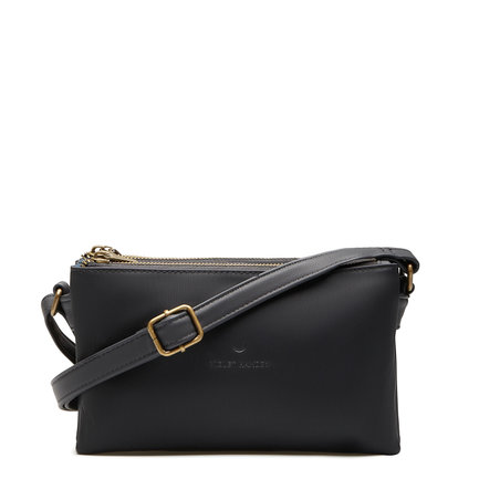 Violet Hamden Essential Bag black crossbody