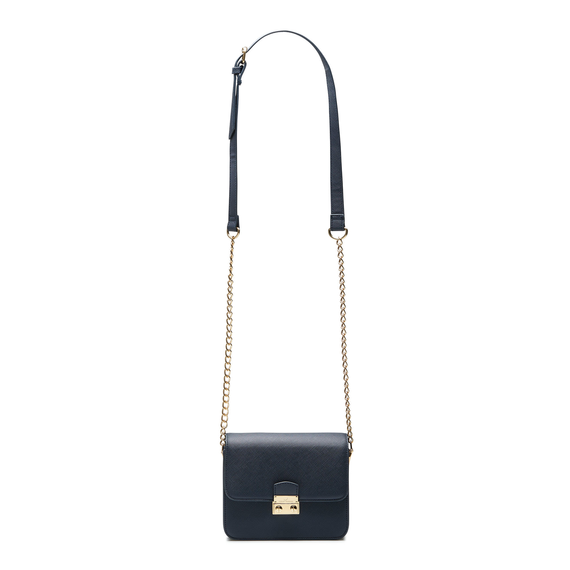 Violet Hamden Evening Star blauwe crossbody