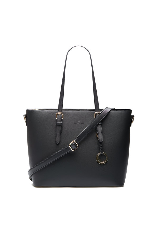 Violet Hamden Evening Star black Shopper