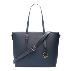 Violet Hamden Evening Star shopper blu scuro