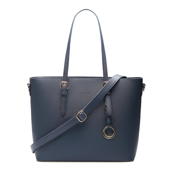 Violet Hamden Evening Star shopper blu