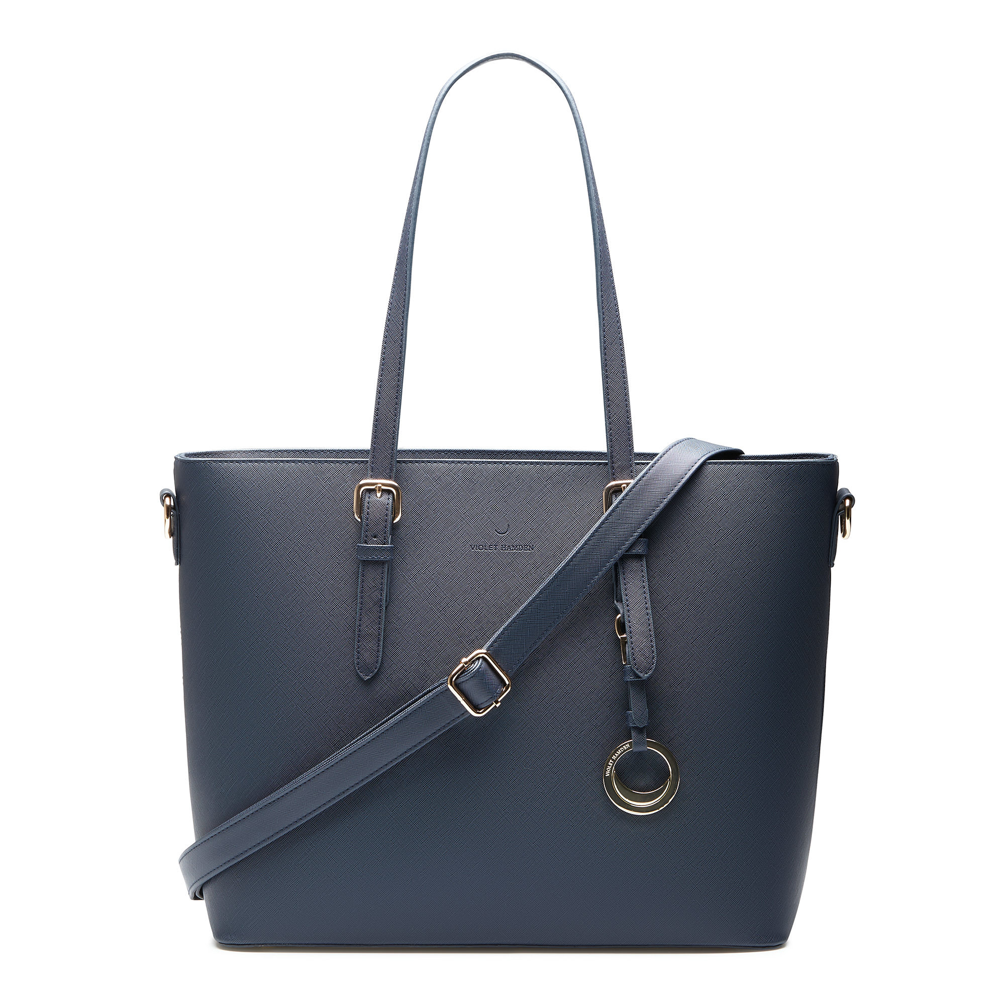 Violet Hamden Evening Star shopper blu