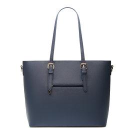 Violet Hamden Evening Star blauwe shopper