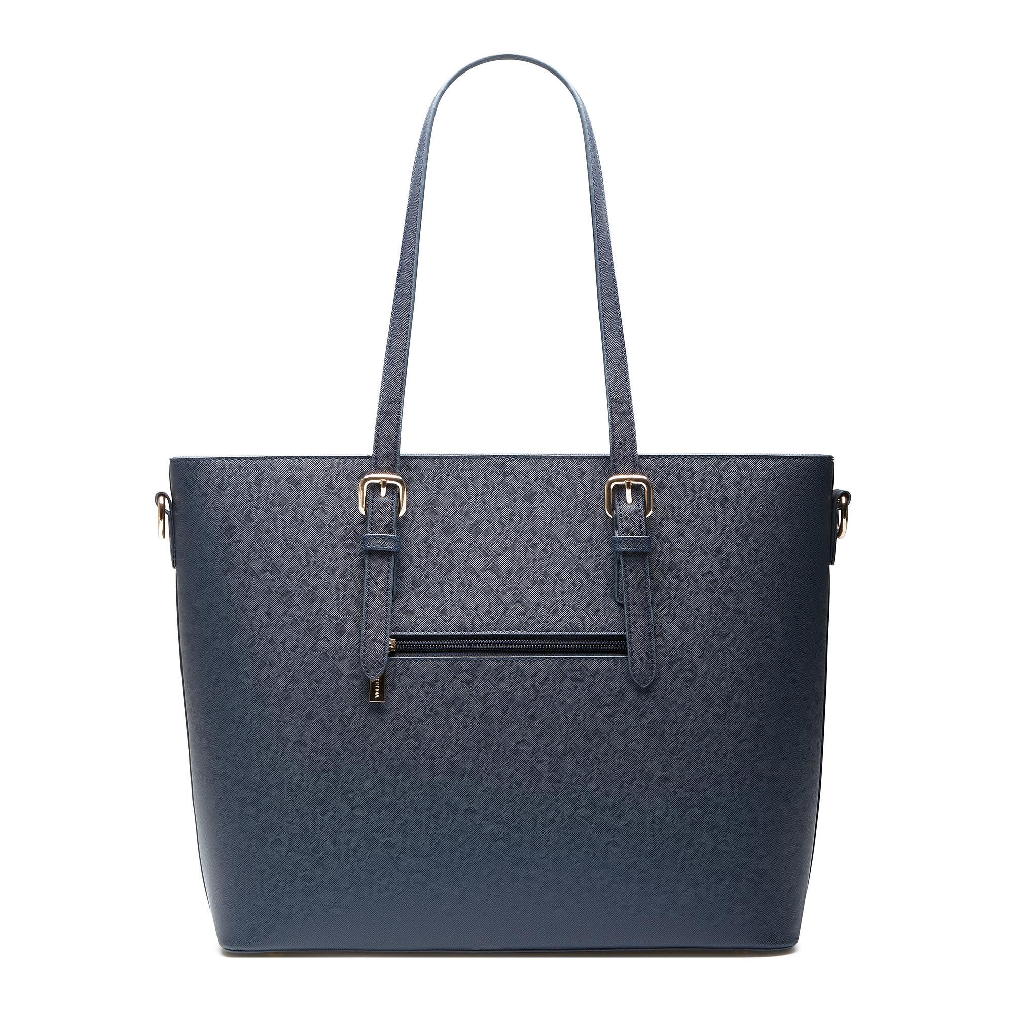 Violet Hamden Evening Star blå shopper