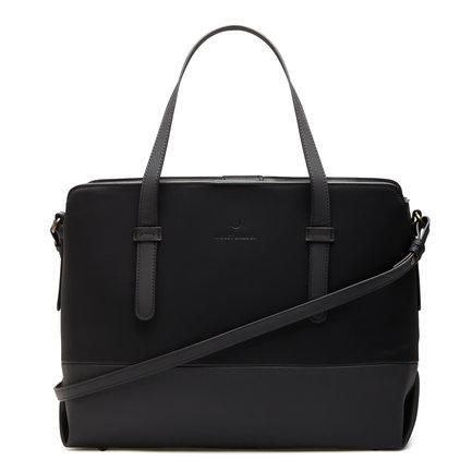 Violet Hamden Essential Bag shopper nera