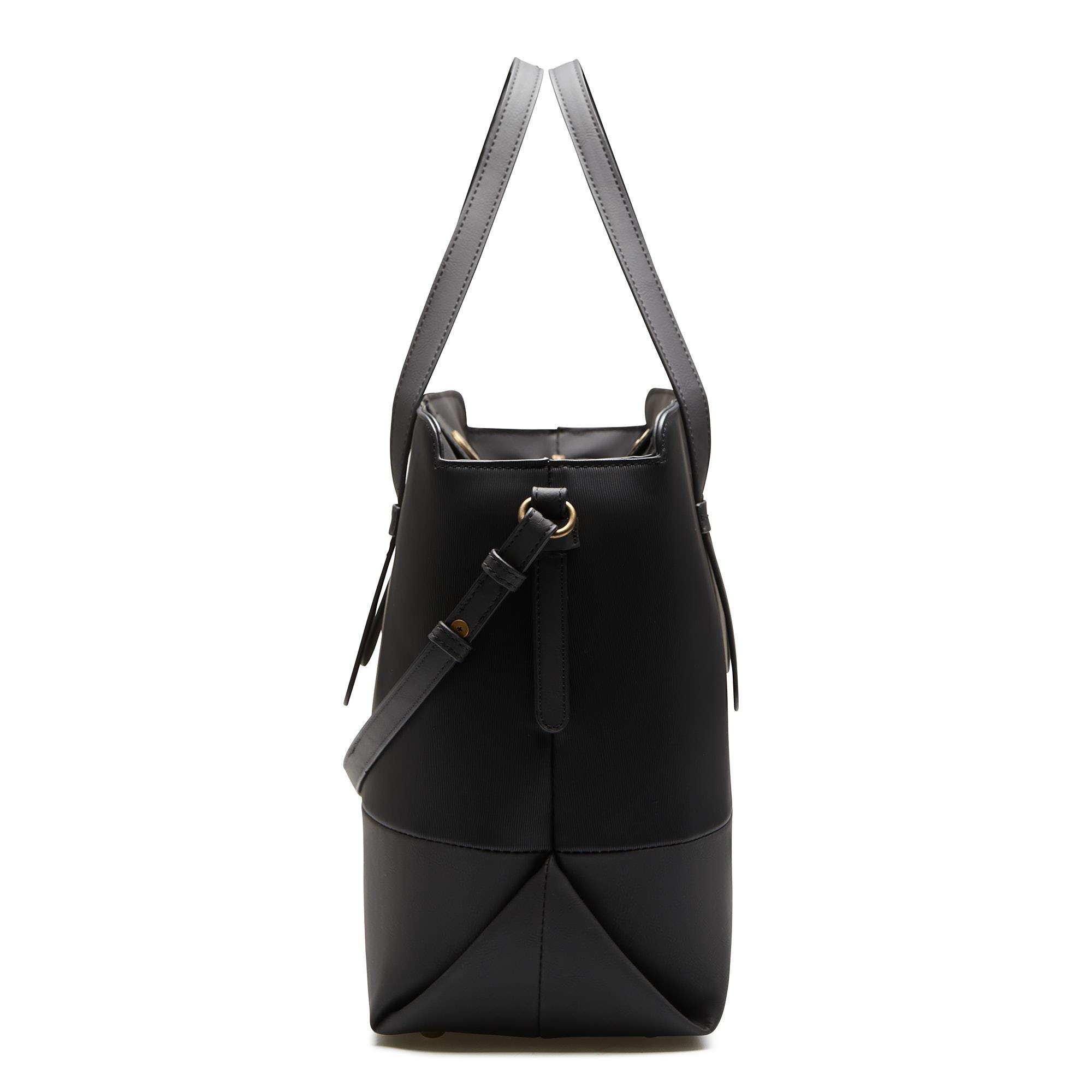 Violet Hamden Essential Bag zwarte shopper