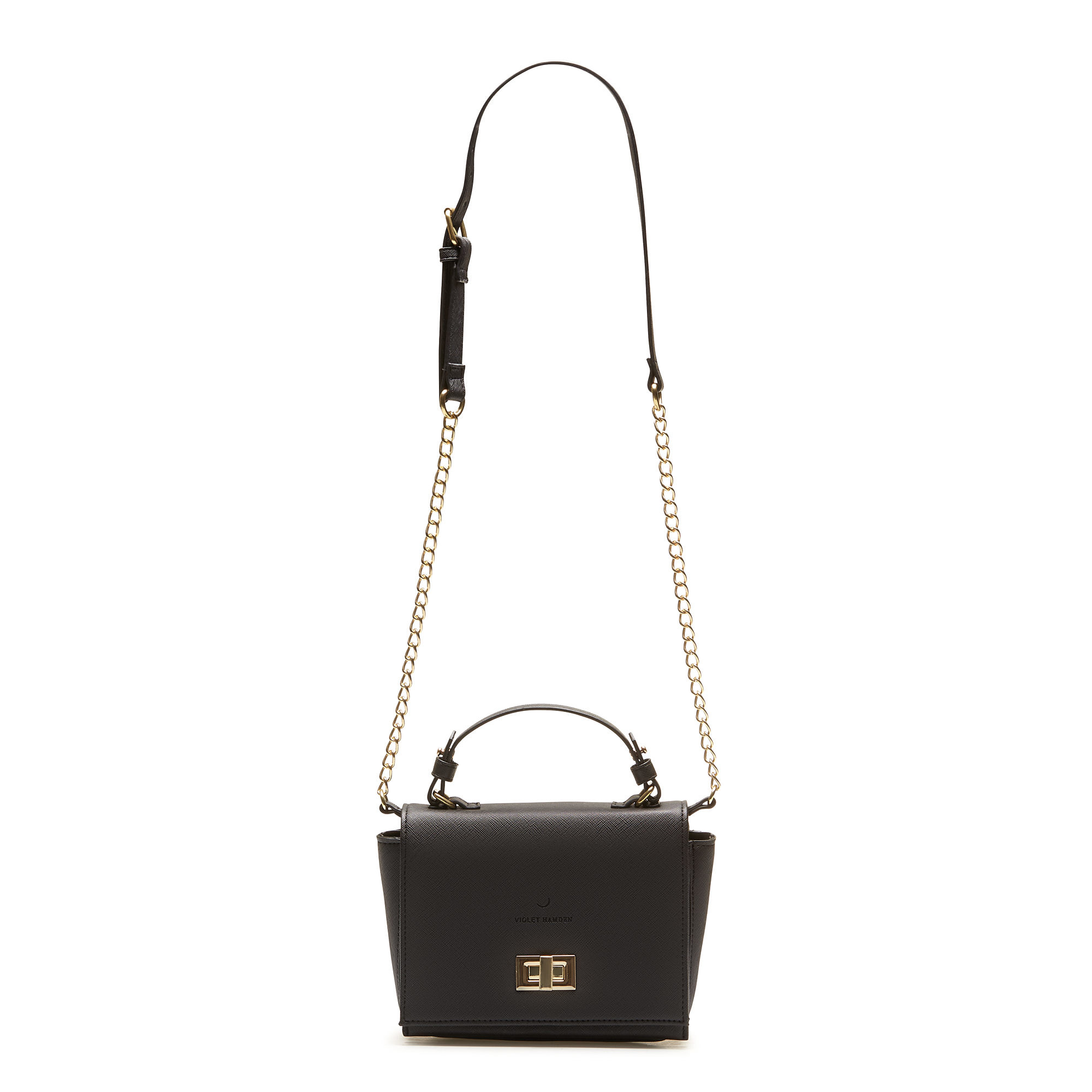 Violet Hamden Evening Star zwarte Crossbody