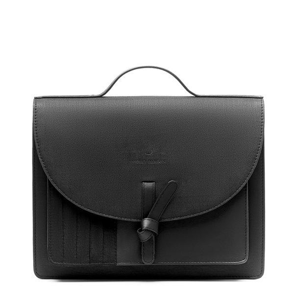 Violet Hamden Essential Bag borsa a tracolla nera