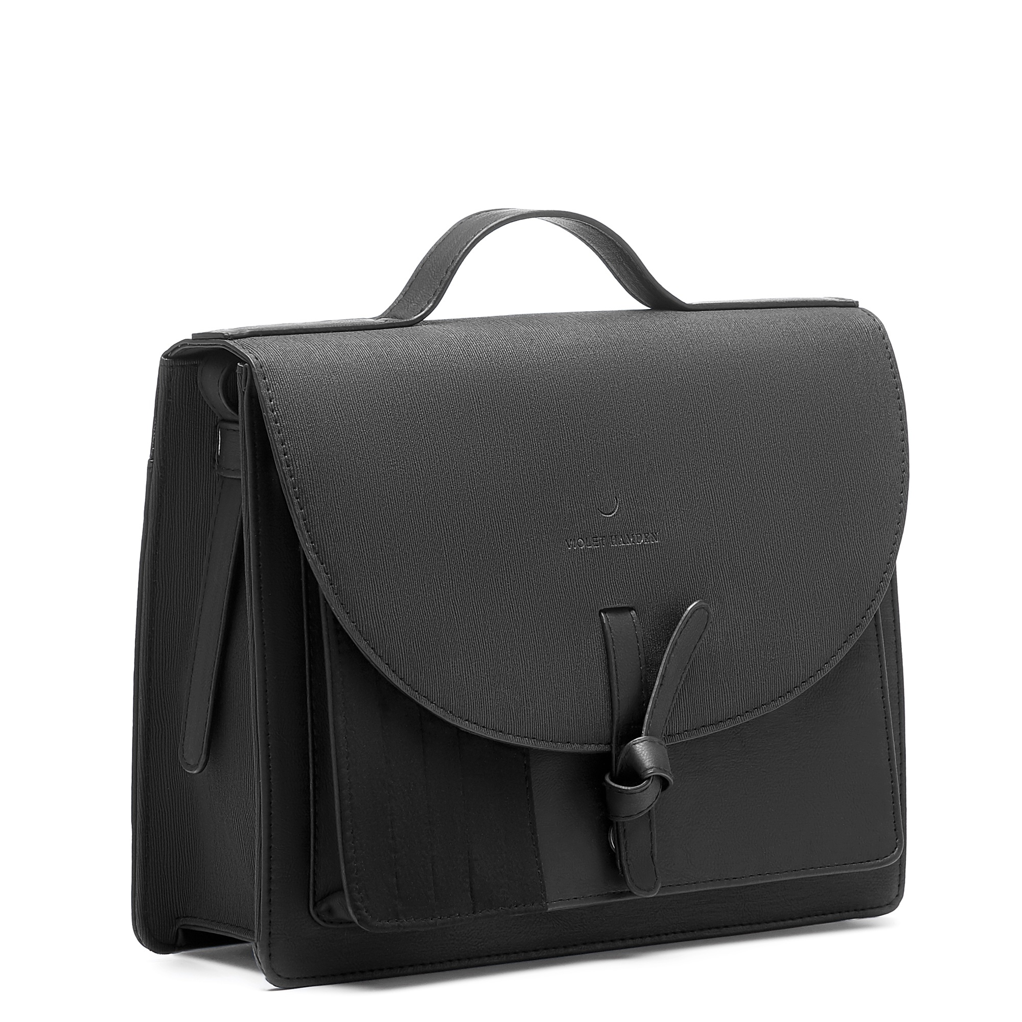 Violet Hamden Essential Bag zwarte crossbody