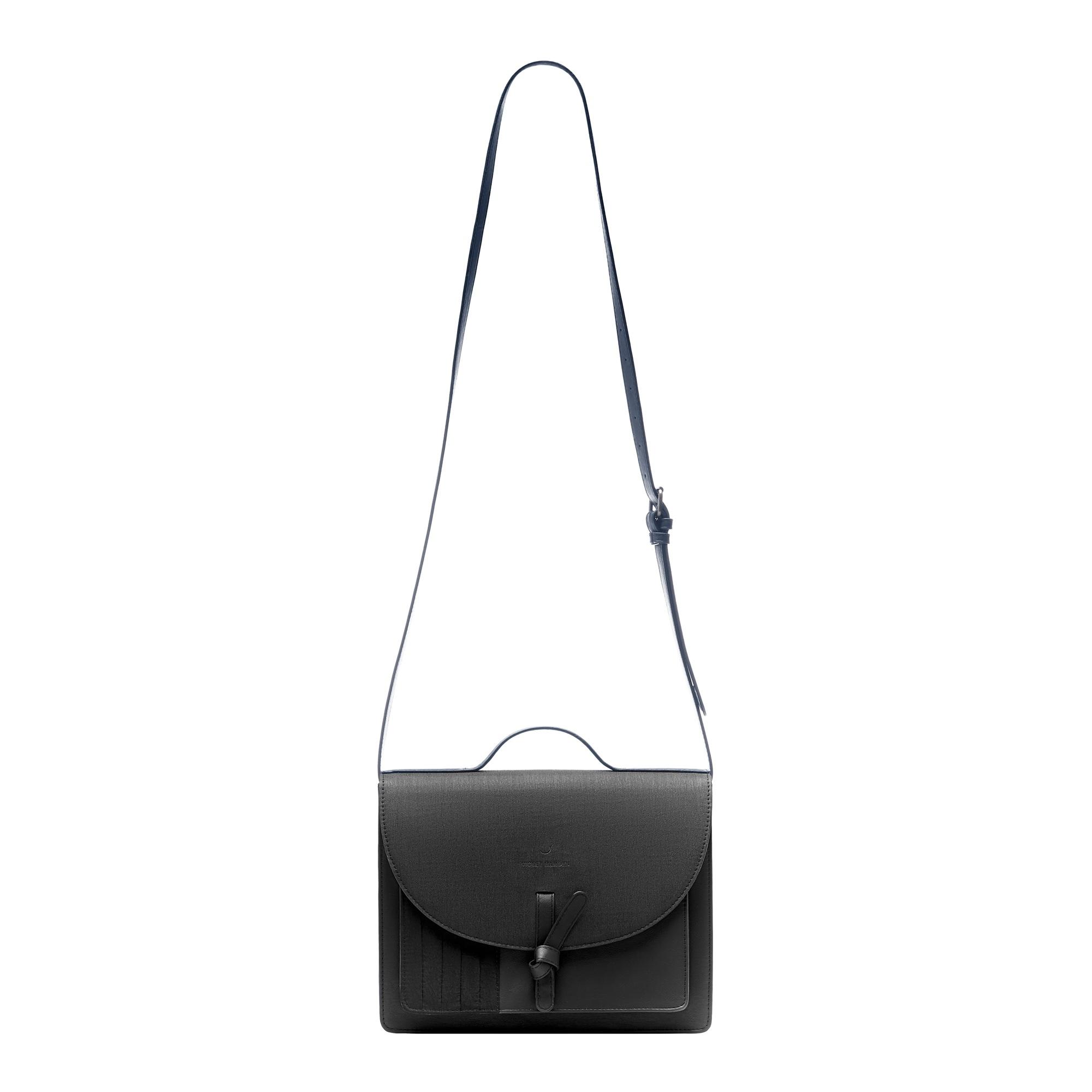 Violet Hamden Essential Bag black crossbody