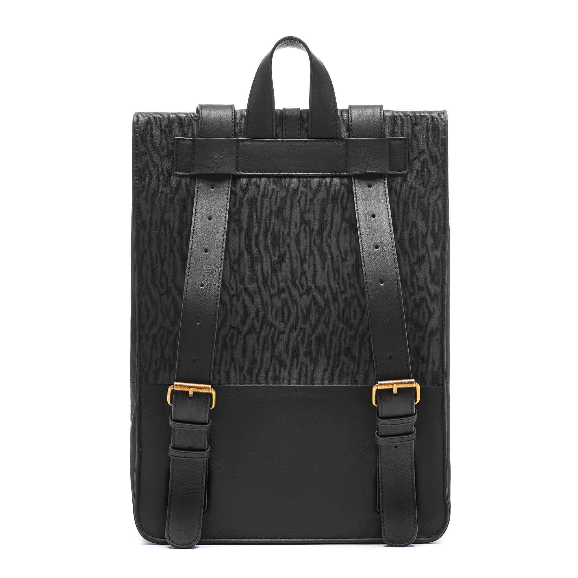 Violet Hamden Essential Bag schwarzer Rucksack