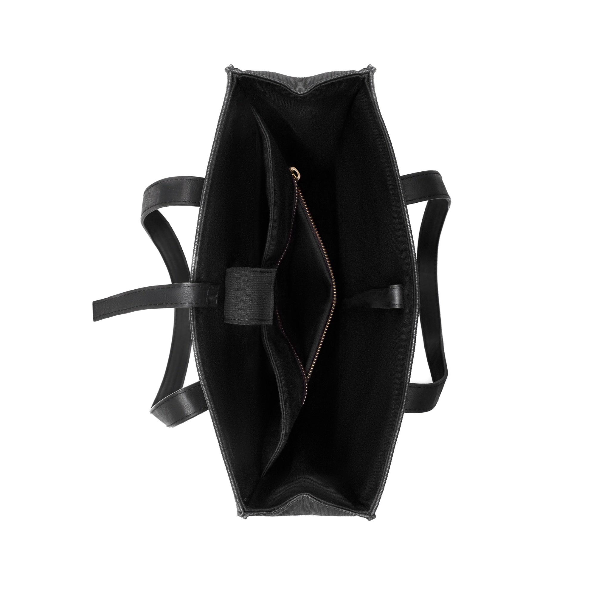 Violet Hamden Essential Bag svart shopper