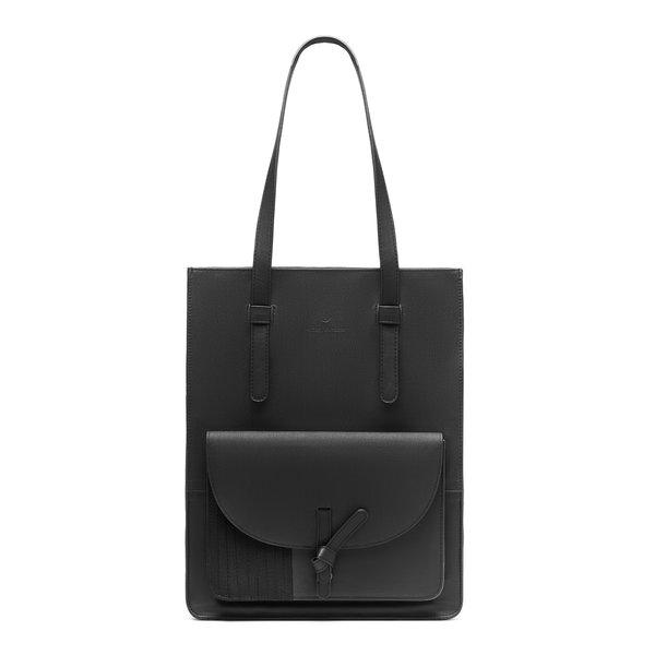 Violet Hamden Essential Bag black shopper