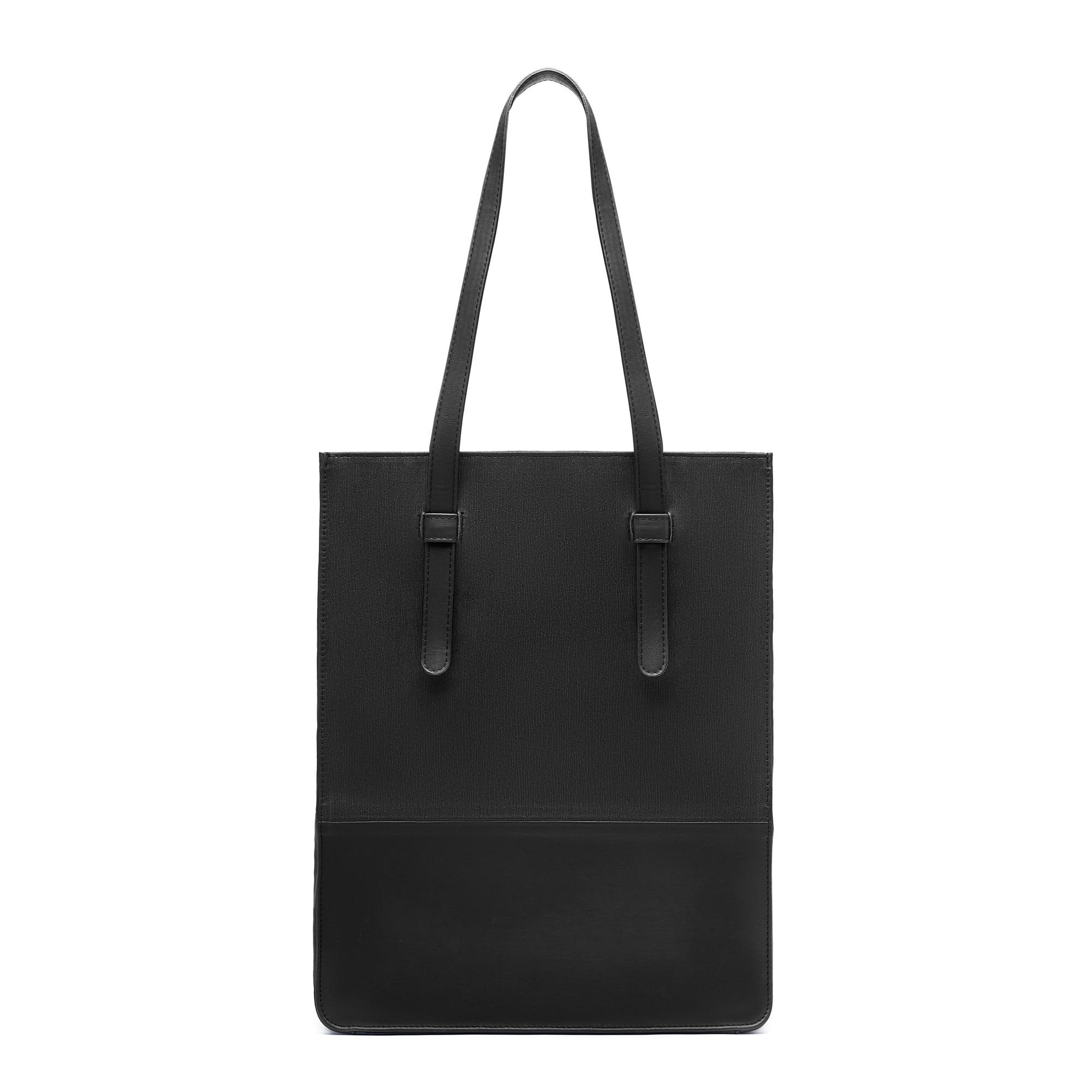 Violet Hamden Essential Bag schwarzer Shopper